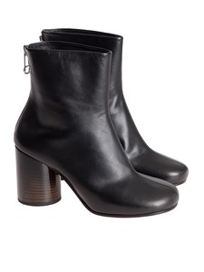 Maison Margiela - Leather ankle boots