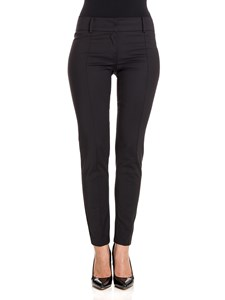 Patrizia Pepe - Black slim trousers