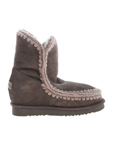Mou - Eskimo boots in grey