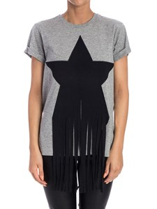 Stella McCartney - T-shirt in cotone