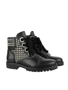 Zadig & Voltaire - Leather ankle boots