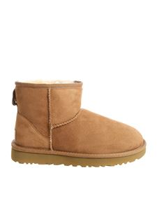 UGG Australia - W Classic Mini II tan color boots