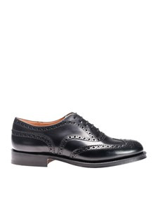 Church's - Oxford Burwood nera