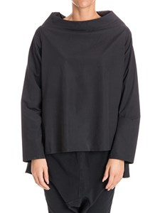 dark code - Technical fabric shirt