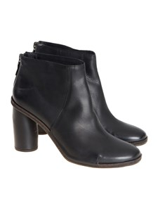 Del Carlo - Leather ankle boots