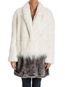 Pinko - Proteo eco-fur jacket