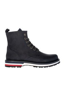 Moncler - Anthracite New Vancouver boots