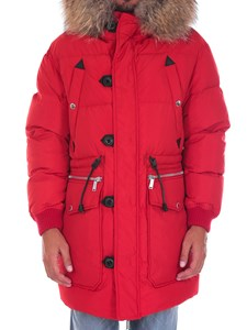 Dsquared2 - Hooded down jacket