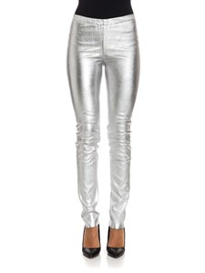 Zadig & Voltaire - Eco-leather leggings