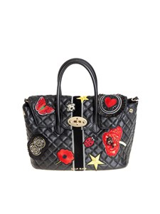 Mia Bag - Quilted leather bag