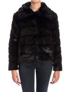 Twin-Set - Eco-fur jacket