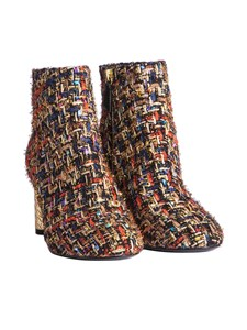 Casadei - Wool ankle boots