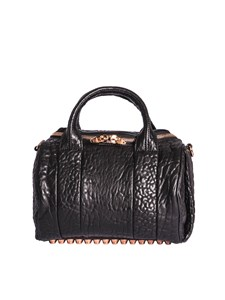 Alexander Wang - Rockie handbag in black leather