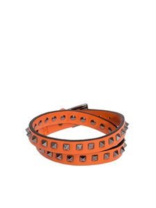 Valentino - Leather bracelet