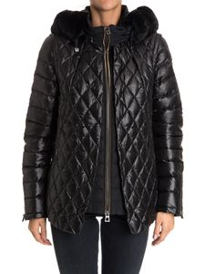 Diego M - Hooded down jacket