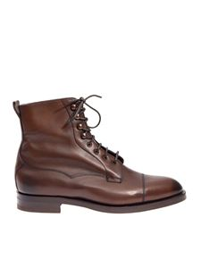 Edward Green - Leather ankle boots