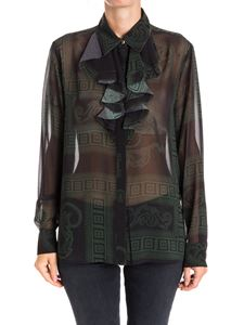 Versace Collection - Voile shirt