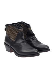 Fiorentini + Baker - Leather ankle boots