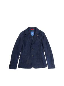 Fay Jr - Cotton and wool jacket