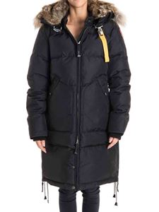 Parajumpers - Black long Bear down jacket