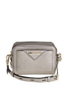 Karl Lagerfeld - Saffiano effect leather bag