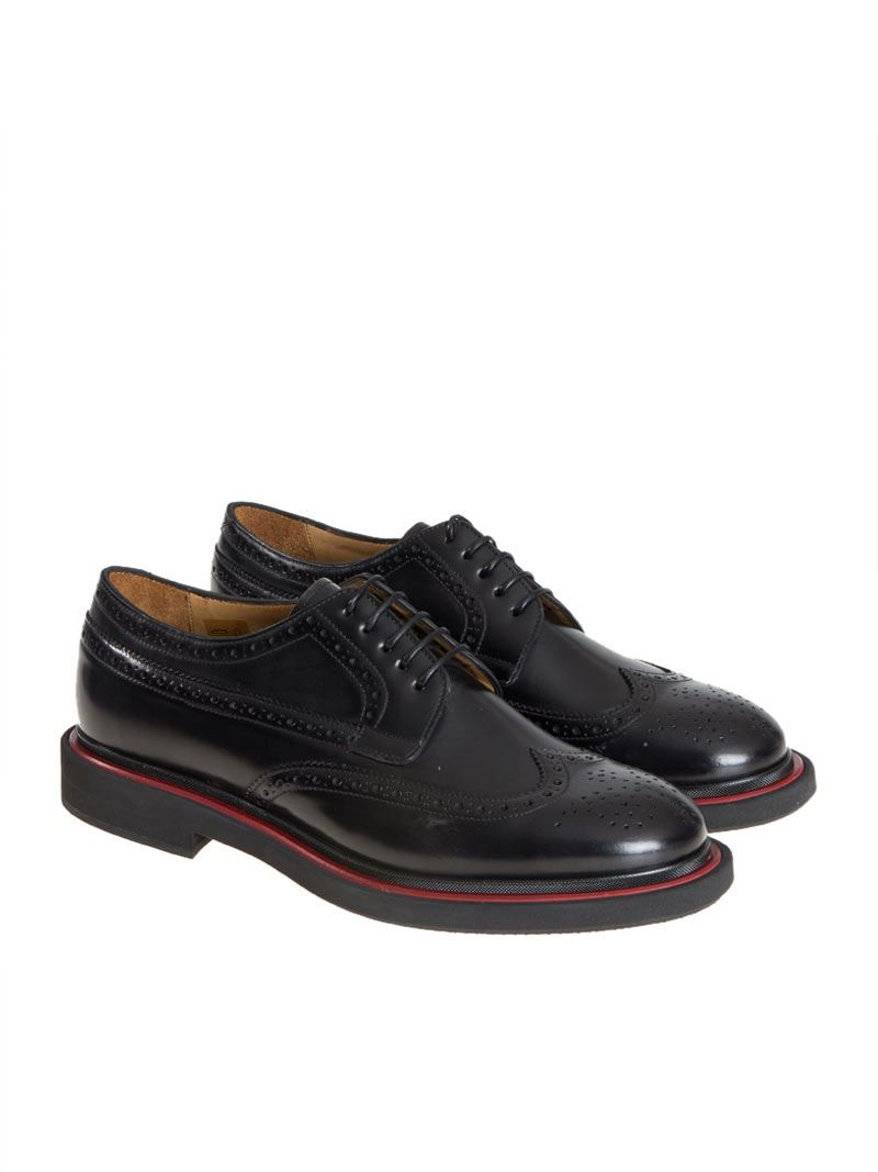 Ps By Paul Smith Leathers DERBY SHOES