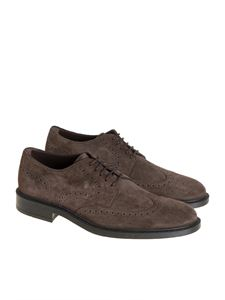 Tod's - Suede shoes