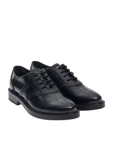 Tod's - Leather Derby shoes