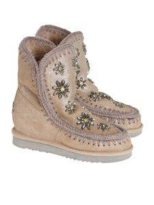 Mou - Inner Wedge Short ankle boots