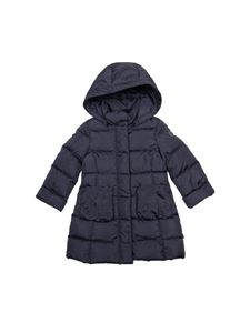 Il gufo - Flared down jacket