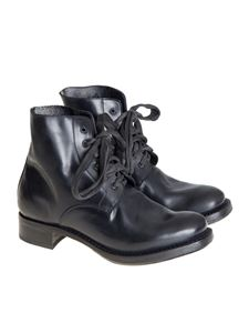 Cherevichkiotvichki - Leather ankle boots
