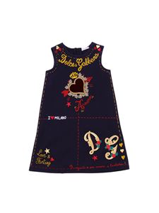 Dolce & Gabbana Jr - Sleeveless dress