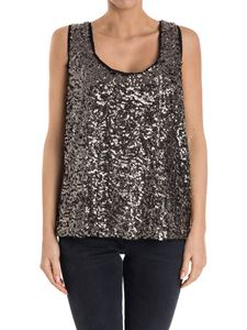 Shirtaporter - Sequins top