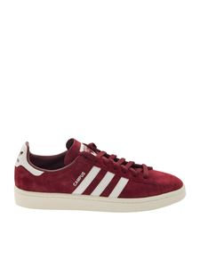 Adidas Originals - Campus sneakers in burgundy