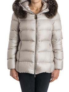 Moorer - Hooded down jacket