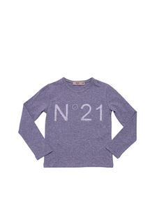 N°21 Kids - T-shirt in cotone