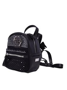 Philipp Plein - Eco-leather backpack