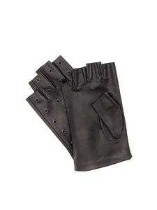 Karl Lagerfeld - Leather gloves