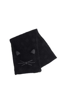 Karl Lagerfeld - Knitted scarf