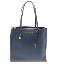 Marc Jacobs  - Hammered leather bag