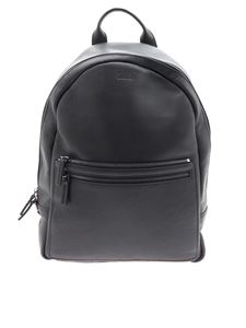 Karl Lagerfeld - Hammered leather backpack