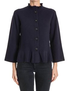 See by Chloé - Cotton and cashmere cardigan