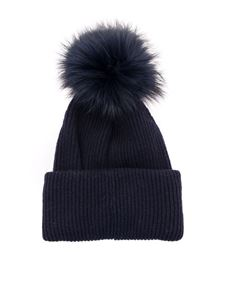inverni - Wool and cashmere watch hat