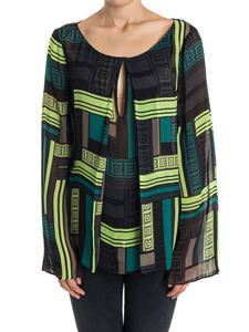 Versace Collection - Viscose blouse