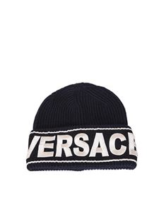 Versace - Ribbed hat