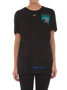 Off-White - Cotton t-shirt