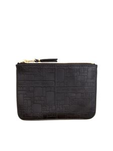 Comme Des Garçons Wallet - Textured leather bag