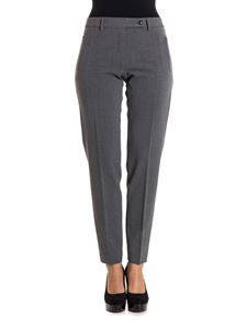 Seventy - Wool blend trousers