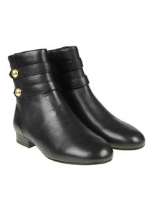 Michael Kors - Leather ankle boots