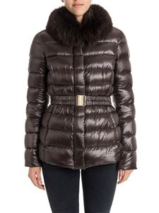 Herno - Waisted down jacket